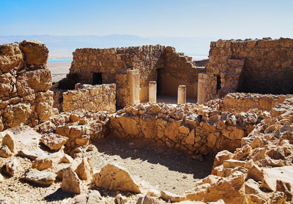 Tour De Masada, Ein Guedi, El Mar Muerto Y MÁs4