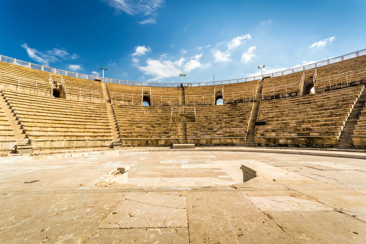 Private Caesarea, Haifa, Akko & Rosh Hanikra Tour1
