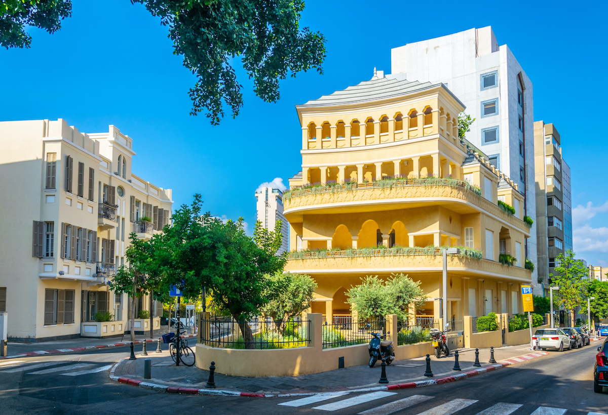 Tel Aviv Architecture Tour8