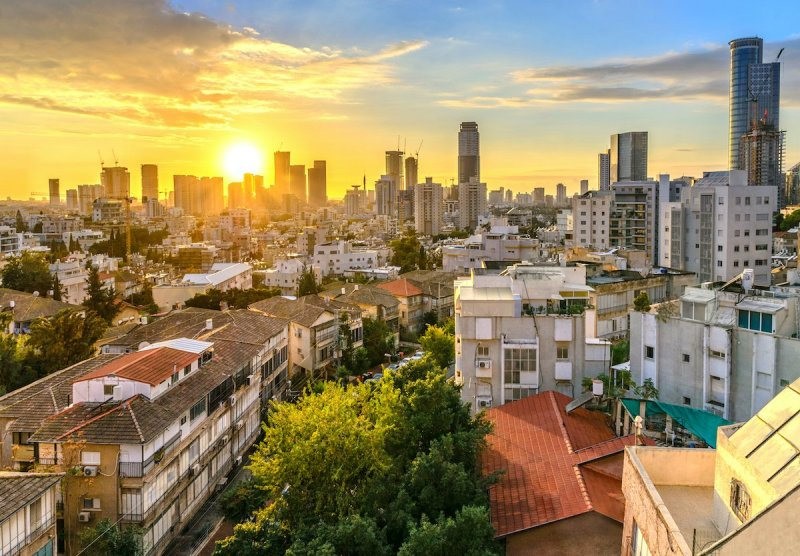 Tel Aviv Urban Tour - Architecture, Food And Street Art 1 15