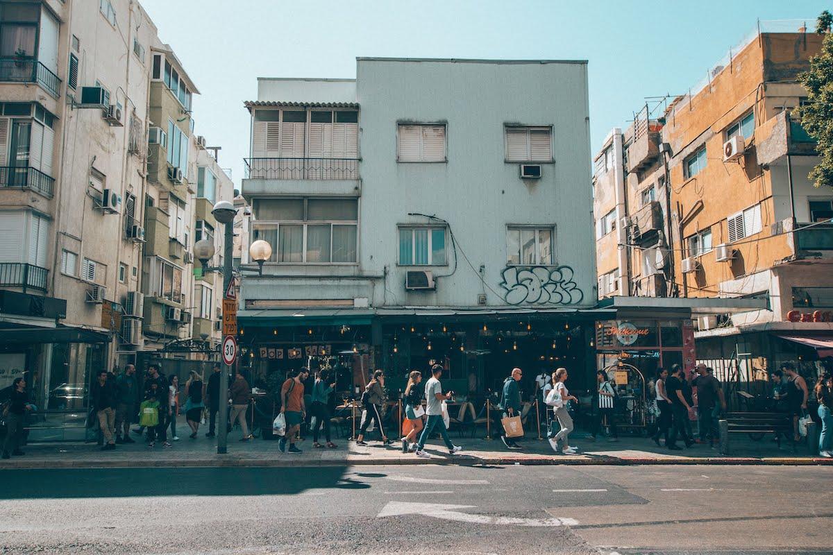 Tel Aviv Urban Tour - Architecture, Food And Street Art9