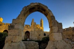 Tower of David - Pini Ben Hemo