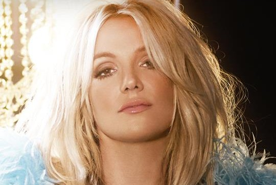Britney Spears in Tel Aviv