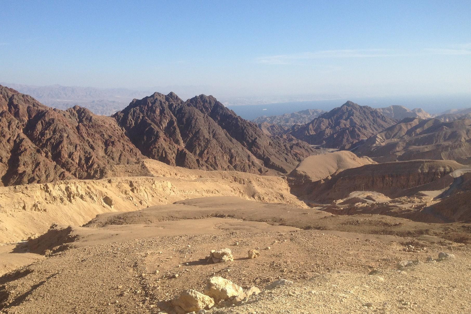 Eilat Mountains (Avi Morag)