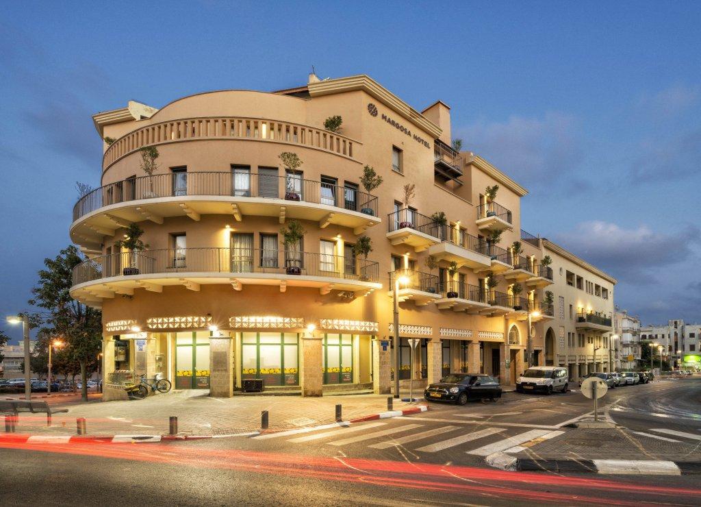 Best Boutique Hotels in Tel Aviv - Margosa Hotel