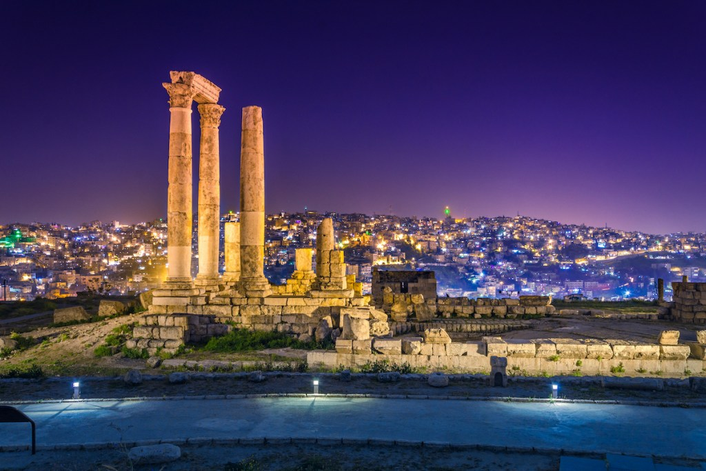 How to Get From Jerusalem to Amman