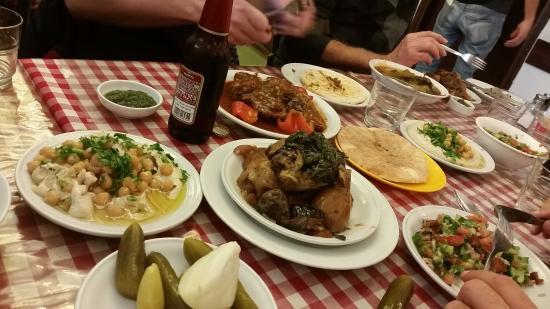 Enjoy a tasty meal at Azura
