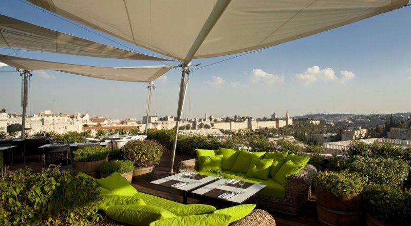 Best Boutique Hotels in Jerusalem 2021 - Mamilla Hotel