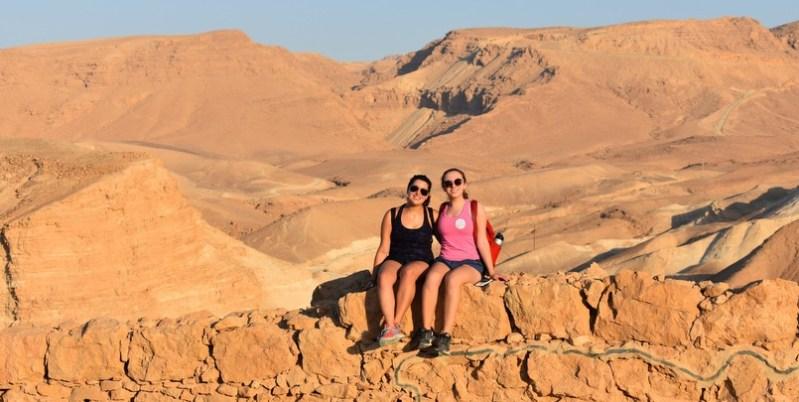 Tour De Masada, Ein Guedi, El Mar Muerto Y Más