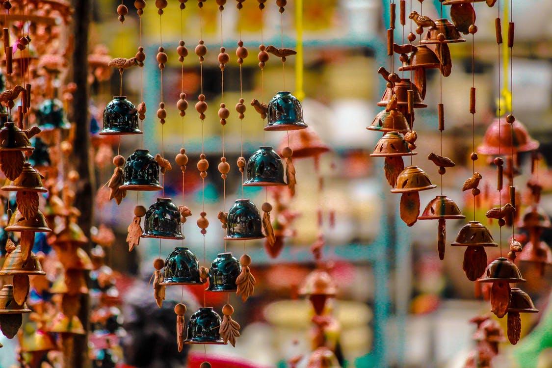 Bezalel Art Market takes place every Friday