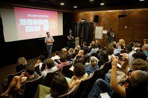 Jewish Film Festival in Jerusalem, Israel