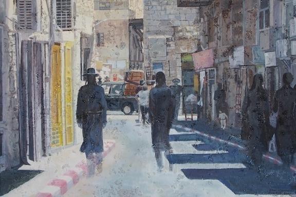 Rachelle Kaufman Art Exhibition