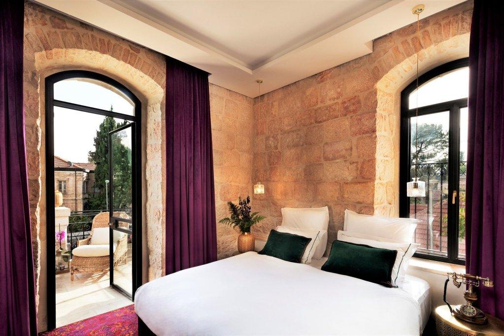 Best Boutique Hotels in Jerusalem 2021 - Villa Brown