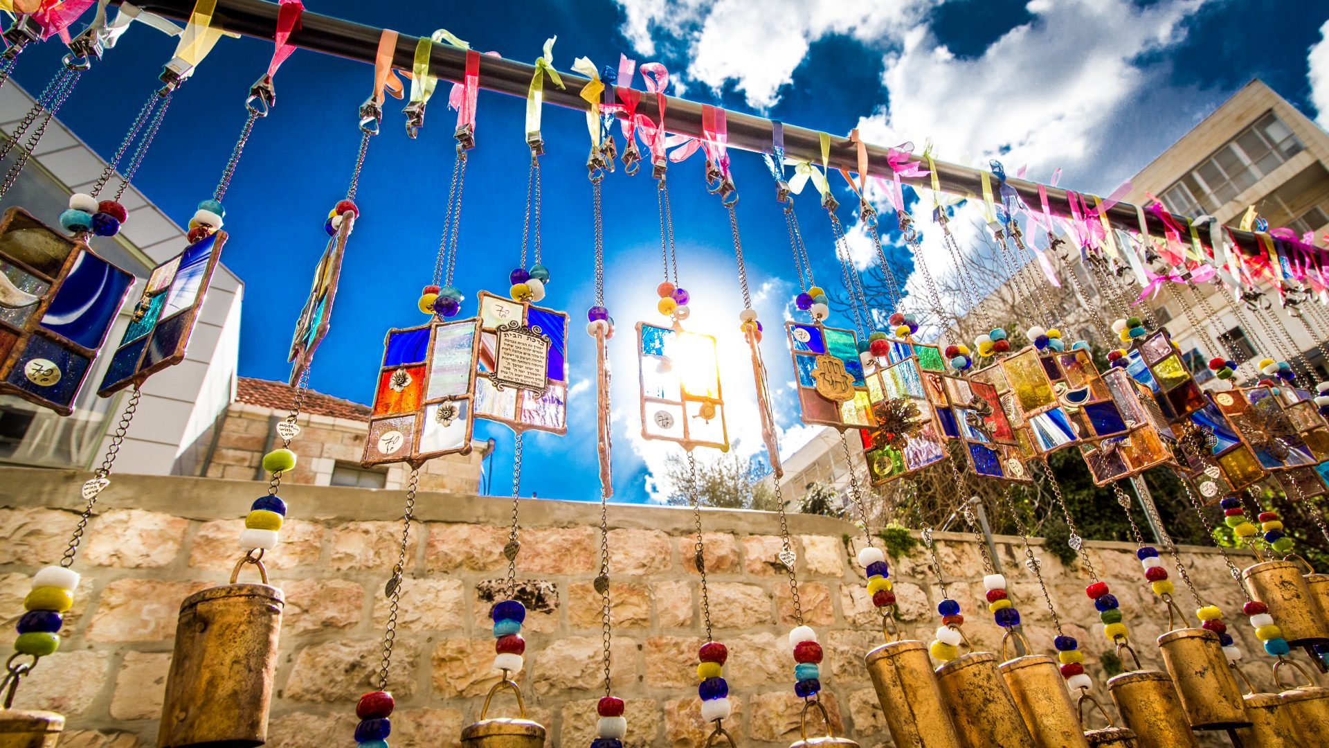Bezalel Fair Jerusalem
