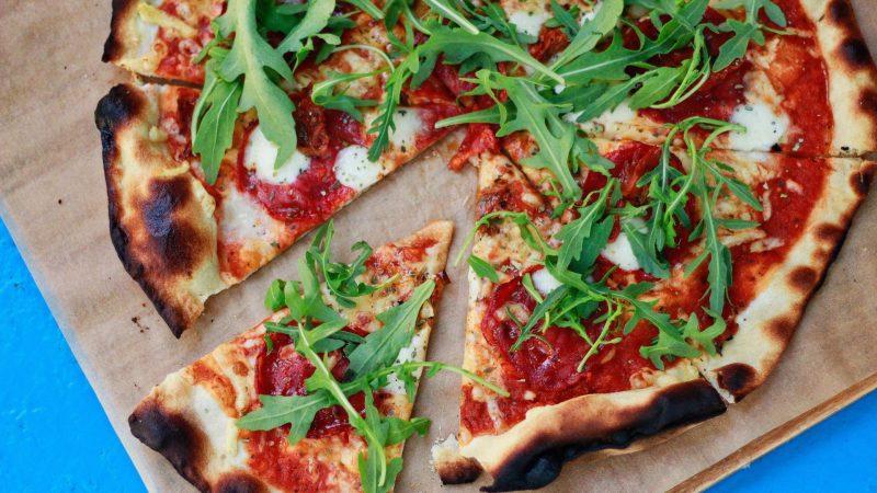 Best Pizza In Tel Aviv