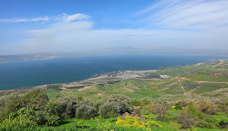 Highlights Around The Sea Of Galilee Tour2