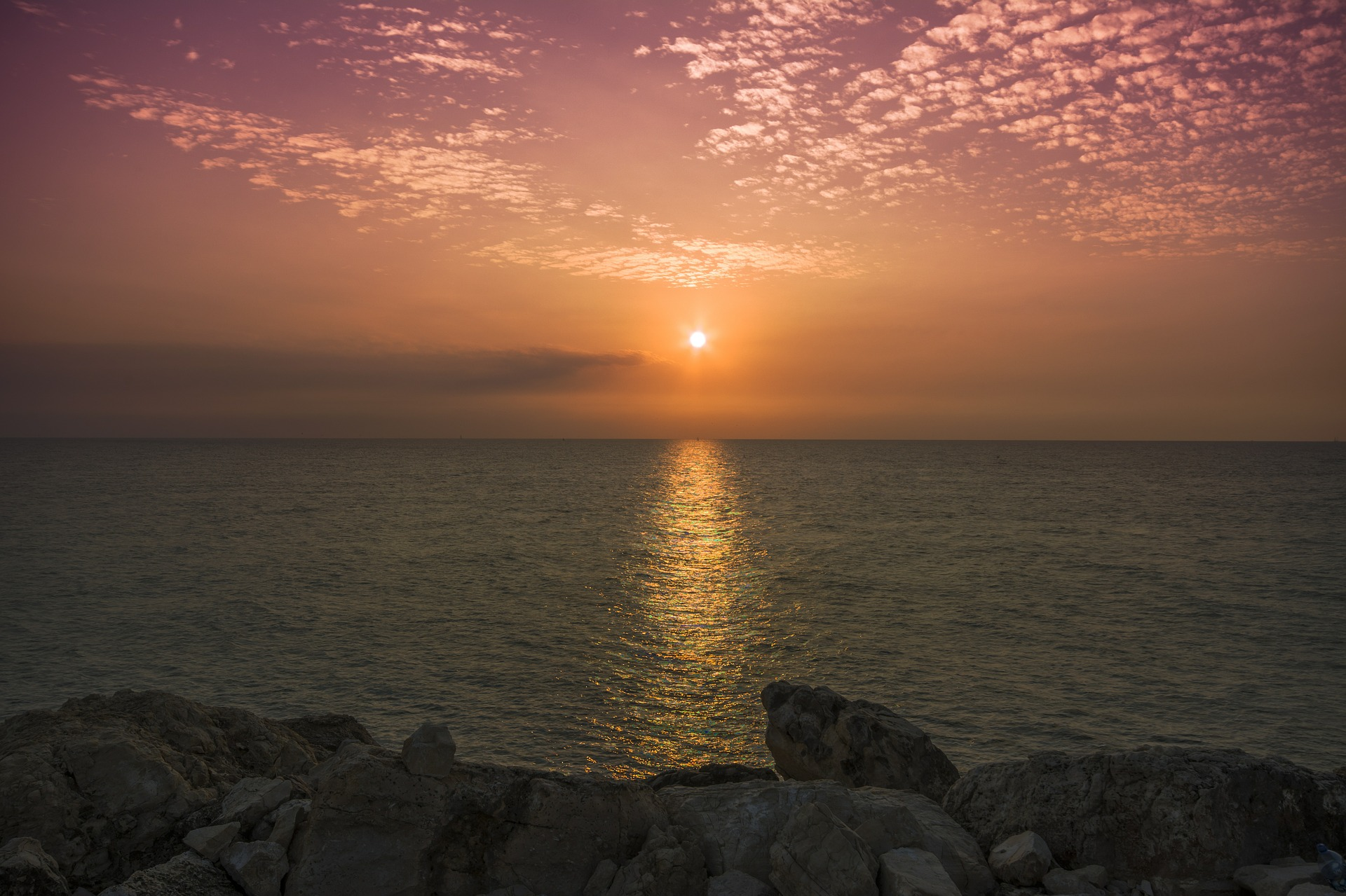 watch sunset in israel