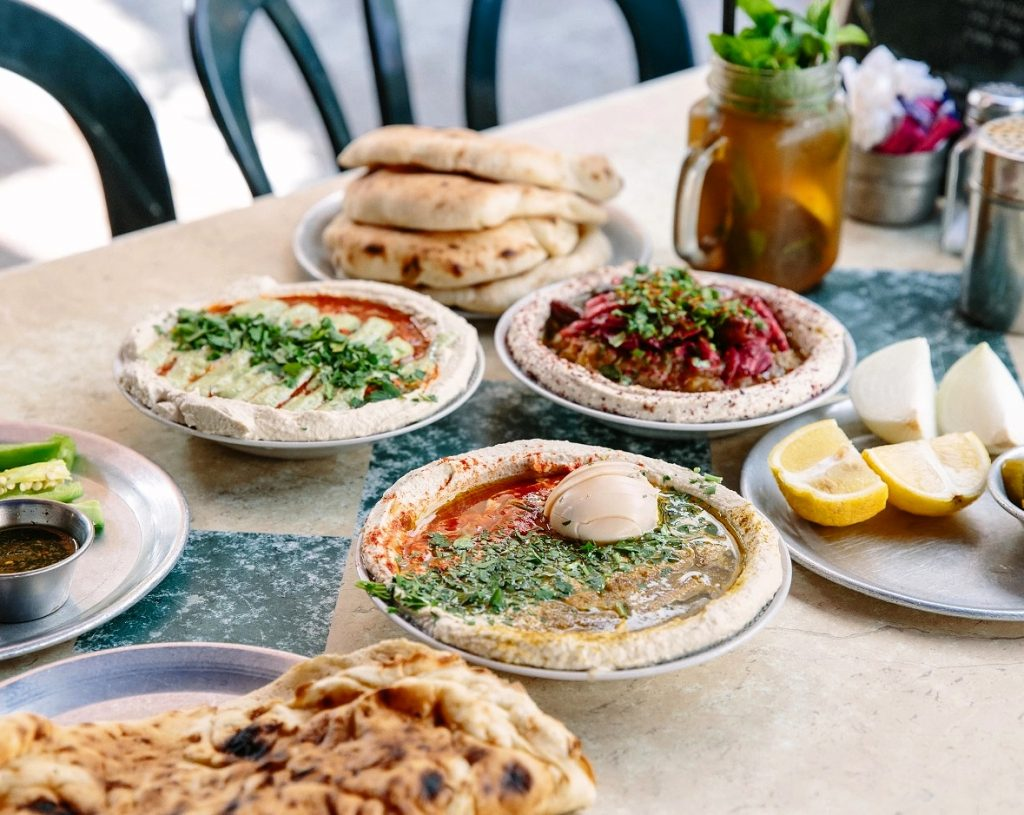 Best Hummus in Israel