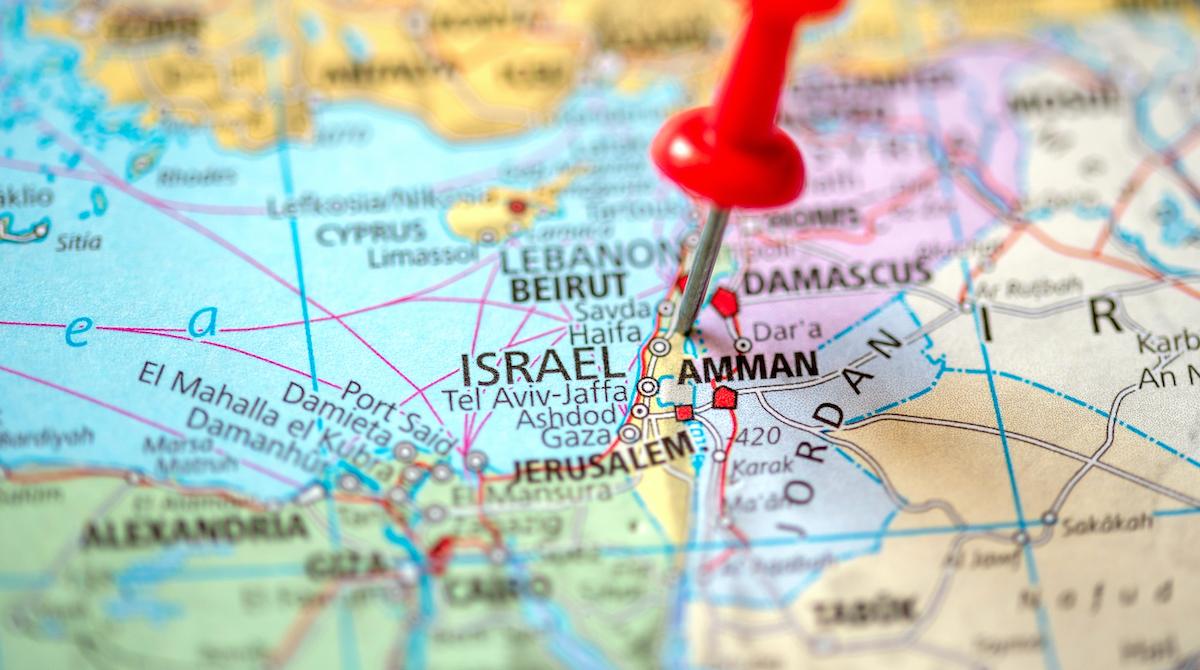 Israel Itineraries