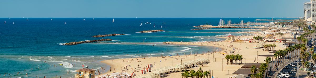 Beaches In Israel
