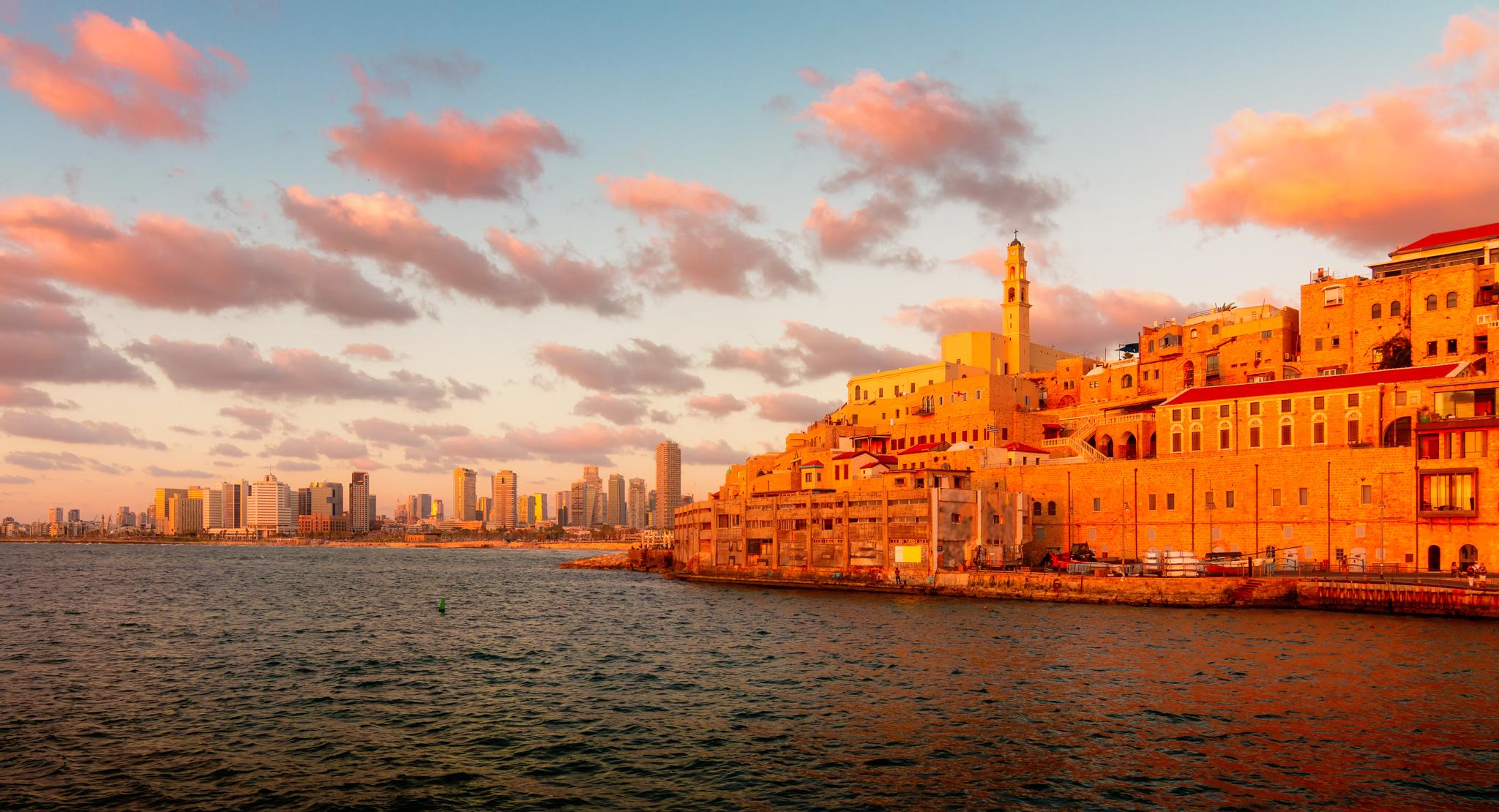 About Tourist Israel Jaffa
