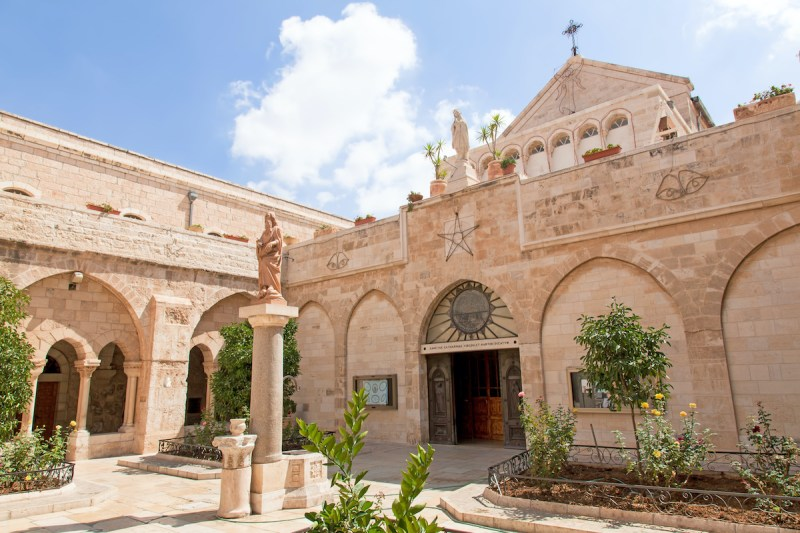 Bethlehem & West Bank Tours