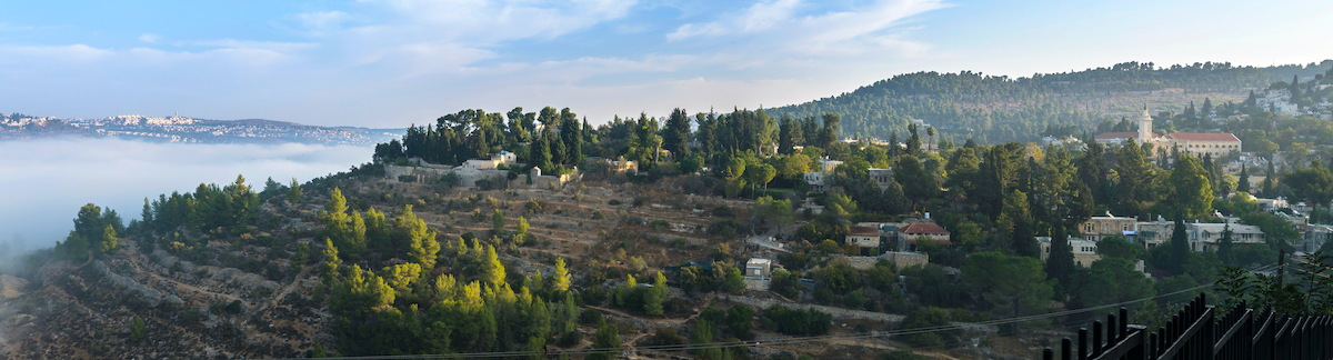 Protestant Tours Of Israel