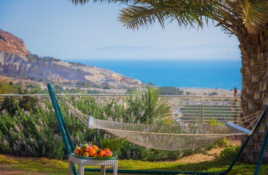 Kibbutz Stay Dead Sea Ein Gedi