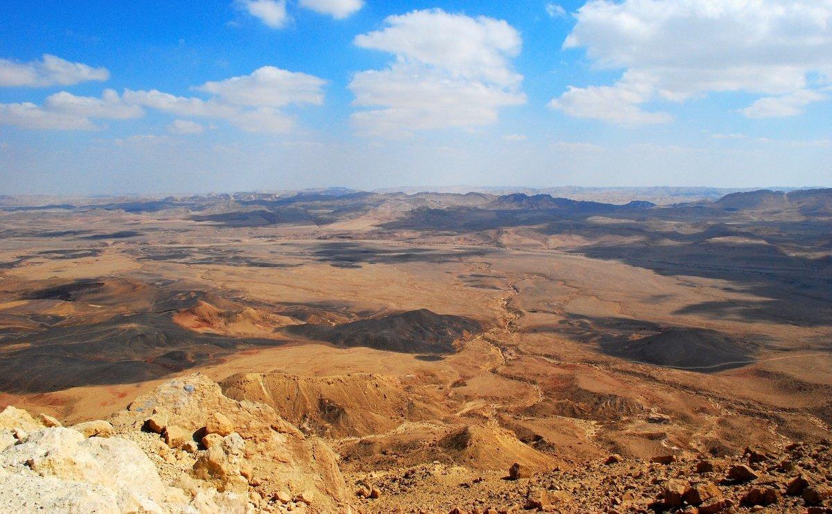 Israel Land Borders
