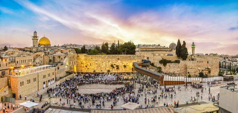 Holy Sites In Jerusalem