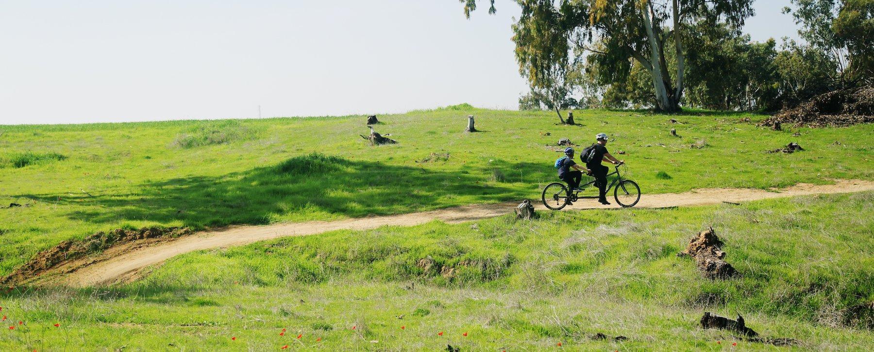 Bike Tours In Israel.