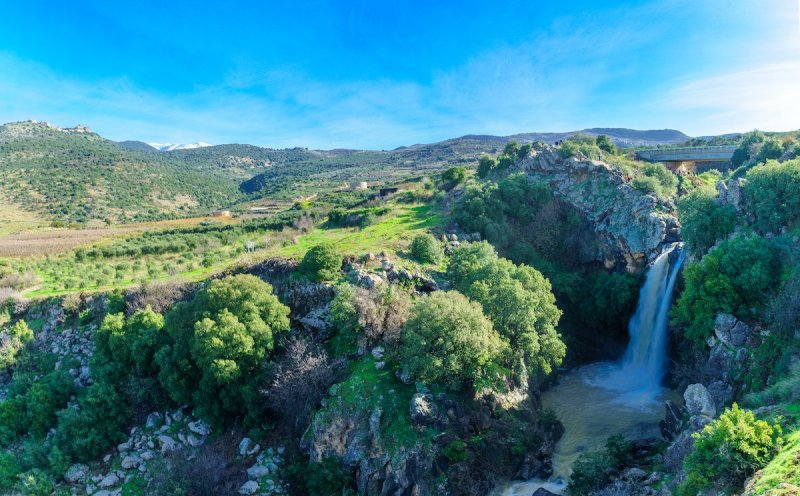 Golan Heights Views Private Tour2