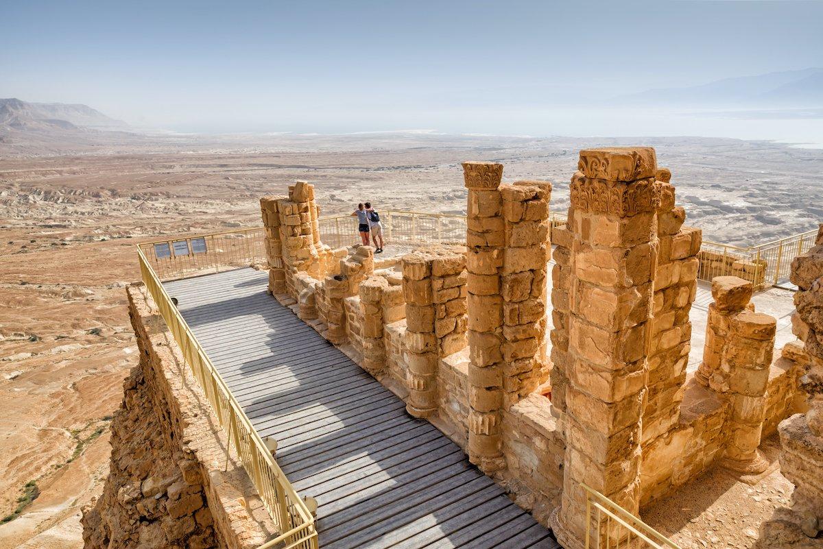 Masada, Qumran And Dead Sea Tour From Ashdod
