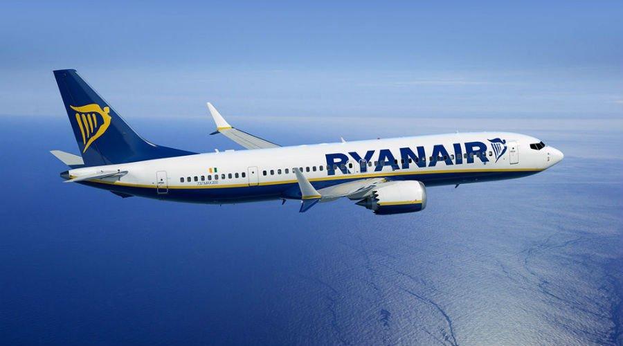 Ryanair to launch flights from Turin, Italy to Tel Aviv, Israel in November, 2021