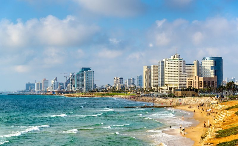 Test Pcr De Covid En Tel Aviv