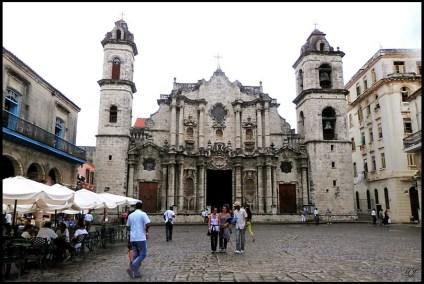 Cuba, Havane, culture, église