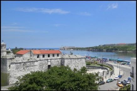 Cuba, Havane, château, culture