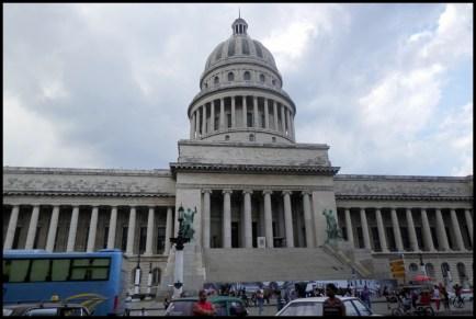 Cuba, Havane, Capitole, culture