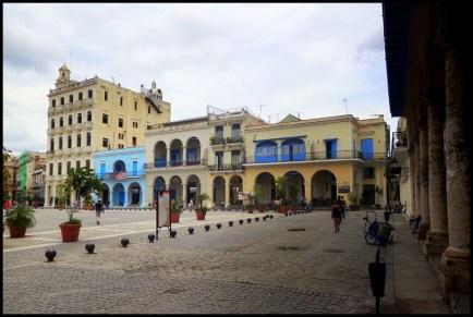 Cuba, Havane, plaza vieja, culture