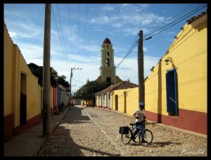 Cuba, ville, culture, Trinidad, architecture, voyage,