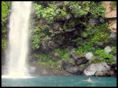 Costa Rica, Rincon de la vieja, chute, randonnée, plain air, nature, faune, voyage, safari, paysage