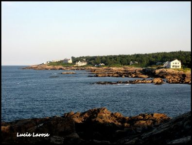 Perkins Cove, Maine, Ogunquit, voilier, nature