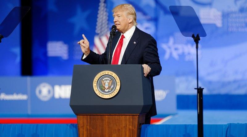 Donald Trump has said that European ISIS members must return