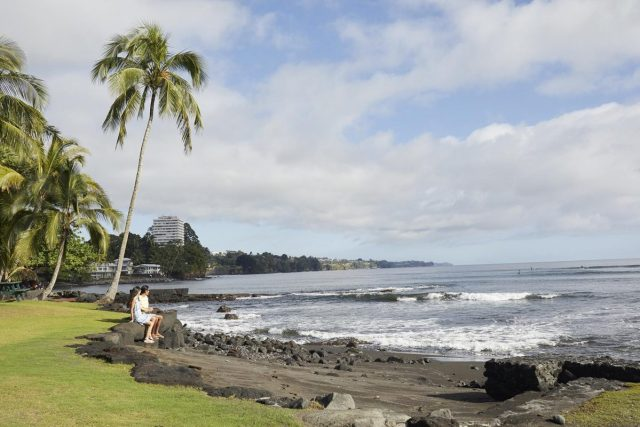 Hilo, The big Island Hawaii