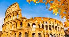Travel packages to italy