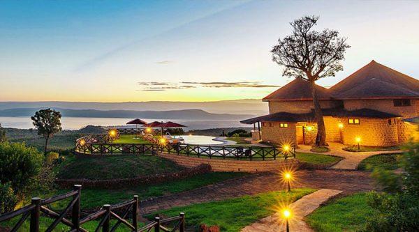Lake Nakuru Sopa Lodge