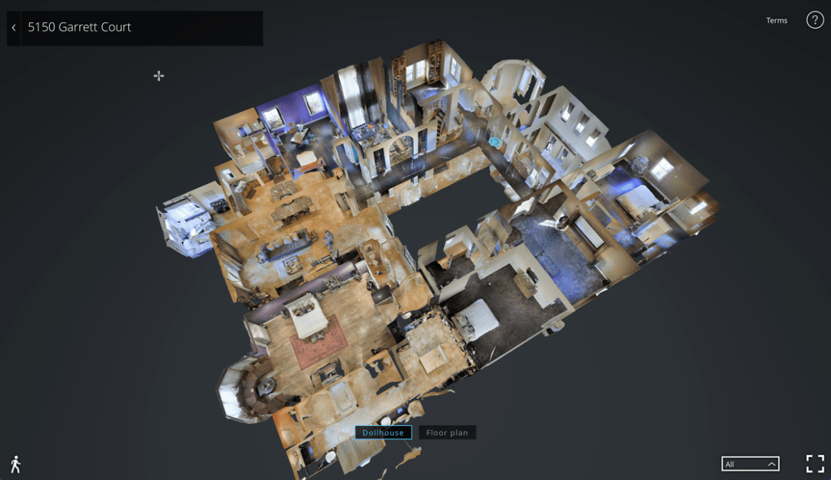 My Matterport Mansion - Desain Terbaru Rumah Modern