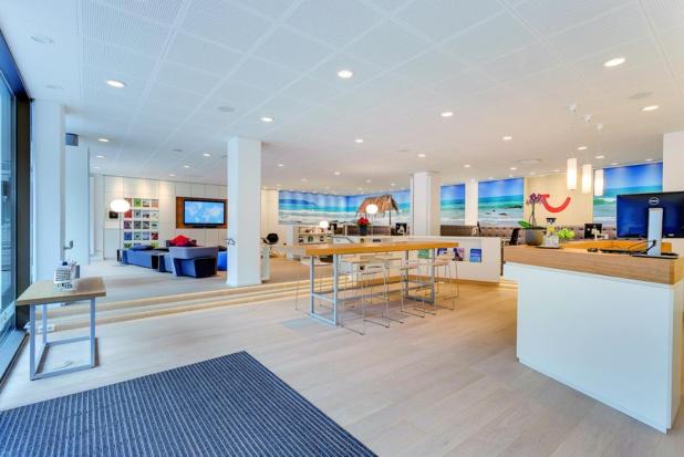 TUI  13 agences  TUI Stores  sont dsormais oprationnelles