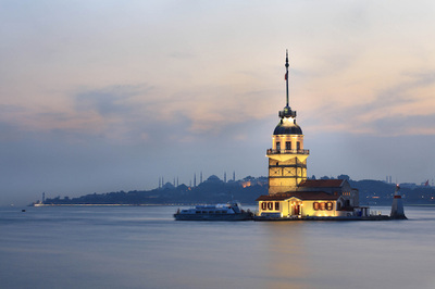 Legend Of The Fall Tour Wallpaper Maiden S Tower Leander S Tower Tour Maker Turkey