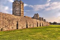Old City Walls Of Istanbul - Tour Maker Turkey
